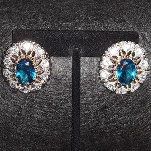 Camrose & Kross Jacqueline Kennedy Earrings - Rare